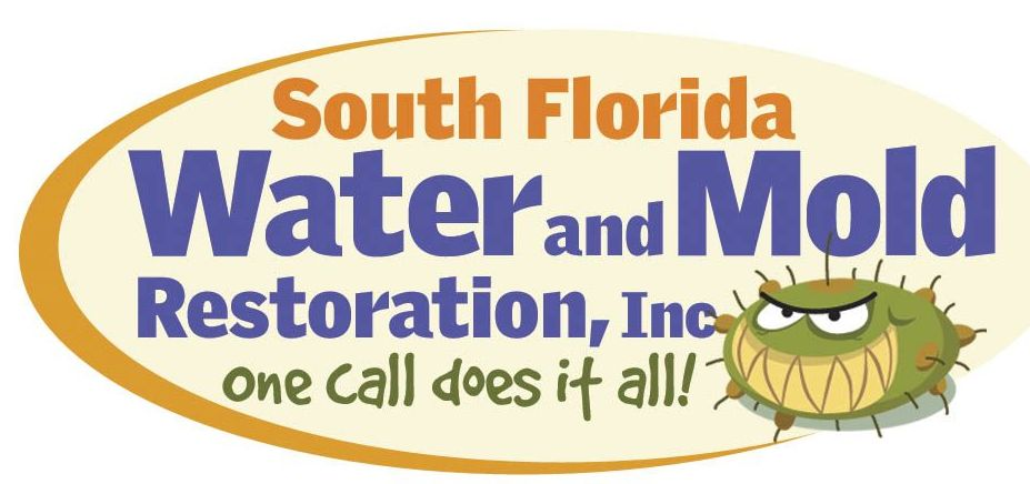 South Florida Water and Mold Restoration Logo