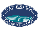 Water's Edge Dermatology Logo