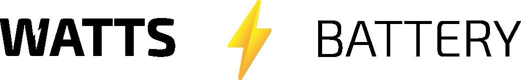wattsbattery Logo