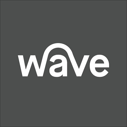 Wave Digital App Development Logo