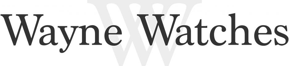 Wayne Watches Logo