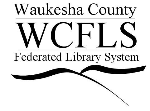 Waukesha County Federated Library System Logo