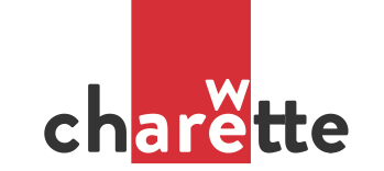 We are Charette Logo