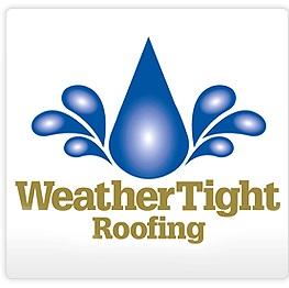WeatherTight Roofing Logo