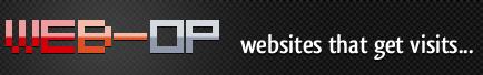 web-op Logo