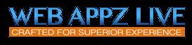 Web AppZ Live Logo