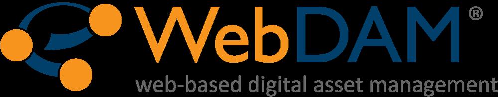WebDAM Solutions Logo