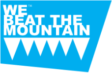 We Beat The Mountain Logo