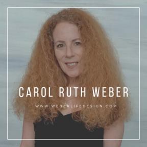 Carol Ruth Weber for weberlifedesign.com Logo