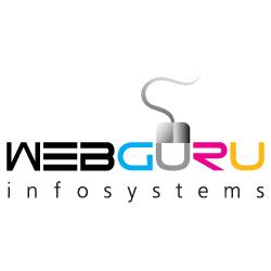WebGuru Infosystems Logo