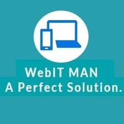 WebIT MAN Logo