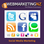 Web Marketing NZ Logo