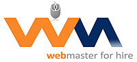 Webmaster For Hire Logo