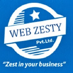 WebZesty Pvt.Ltd. Logo