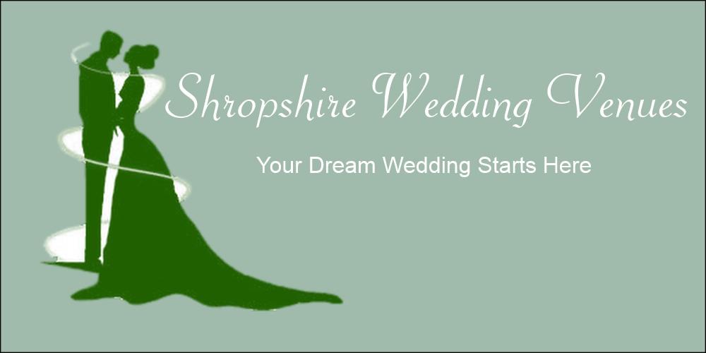 Shropshire Wedding Venues Logo