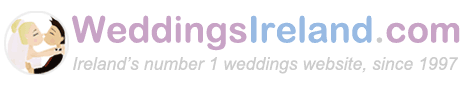 WeddingsIreland.com Logo