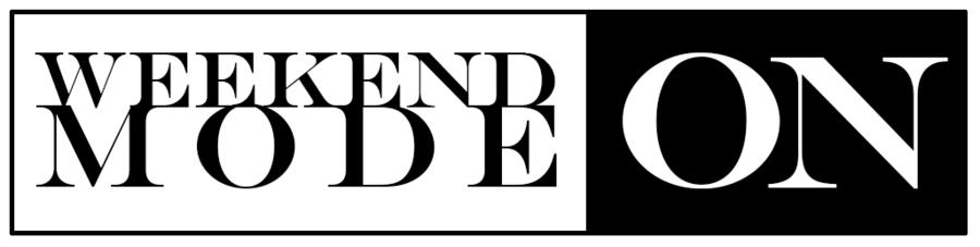 Weekend Mode On Logo