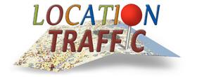 Location Traffic Logo