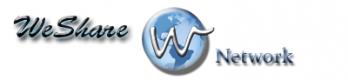 WeShare Network Logo