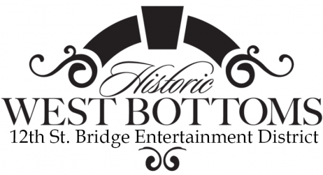 Historic West Bottoms 12th St. Bridge Entertainment District Logo