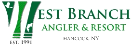 West Branch Angler & Resort Logo