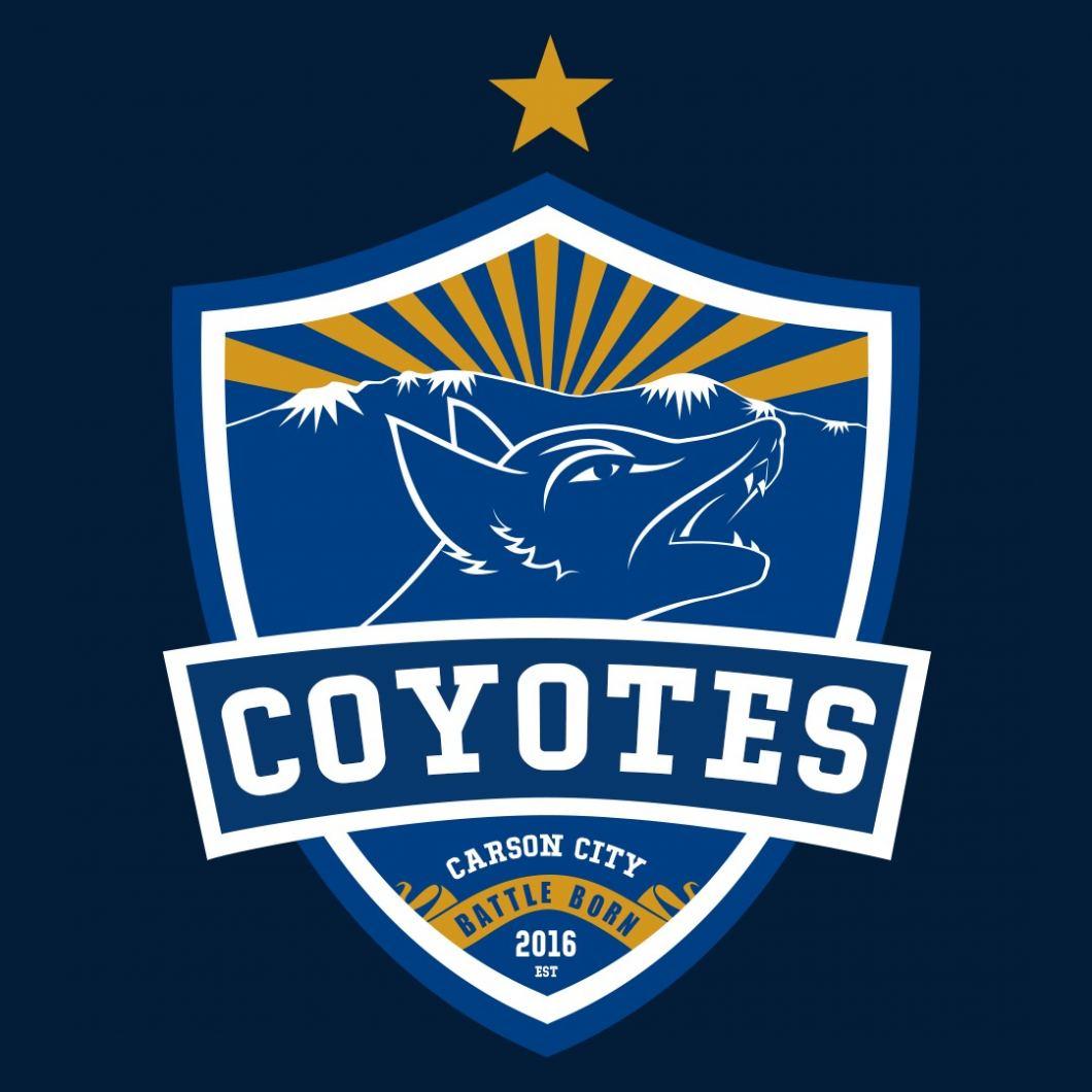 Nevada Coyotes FC Logo