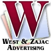 West & Zajac Advertising, Inc. Logo