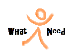 what1need Logo