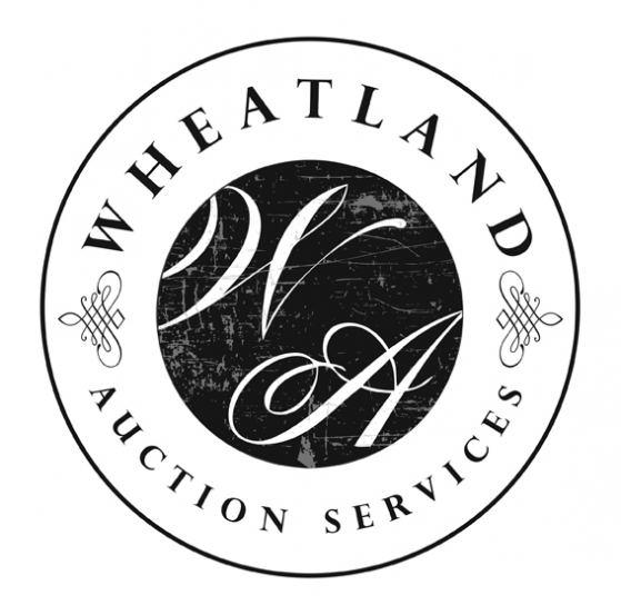 wheatlandauctions Logo