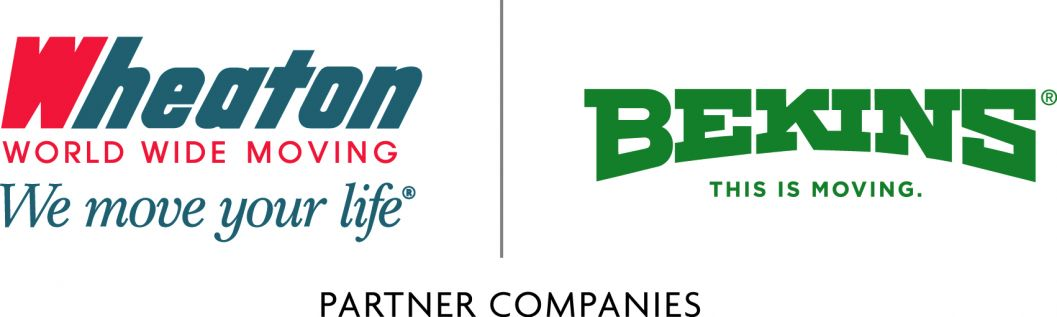 Wheaton World Wide Moving | Bekins Van Lines Logo