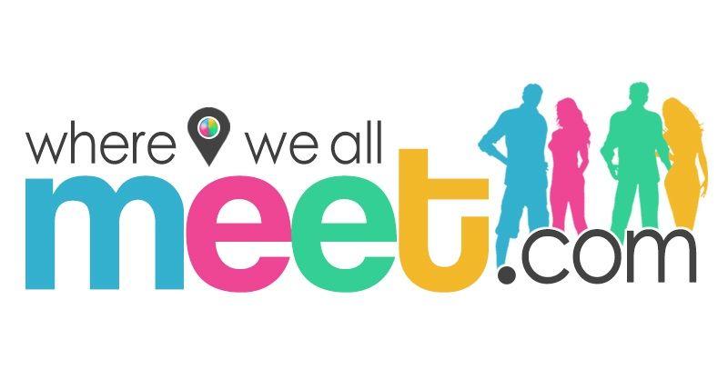 WhereWeAllMeet.com Logo