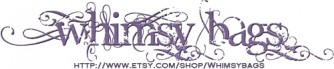 Whimsy Bags Logo
