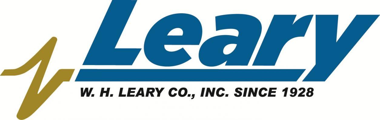 W.H. Leary Logo