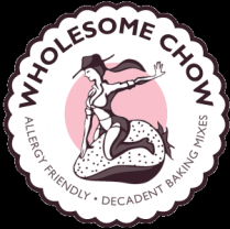 Wholesome Chow Logo