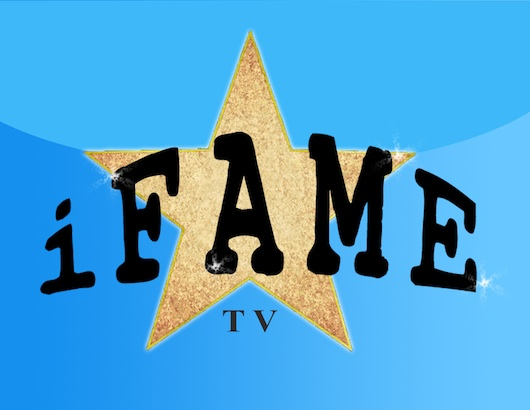 iFame TV (on ROKU, Yamgo, and www.ifametv.com) Logo
