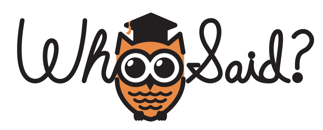 WhooSaid LLC Logo