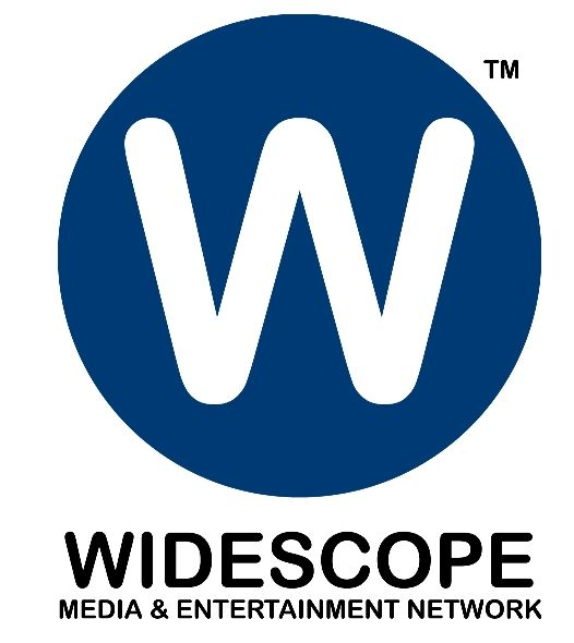 WIDESCOPE MEDIA AND ENTERTAINMENT NETWORK Logo
