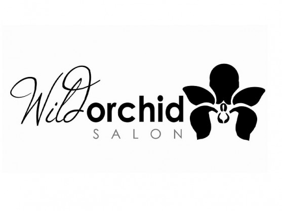 Wild Orchid Salon Logo
