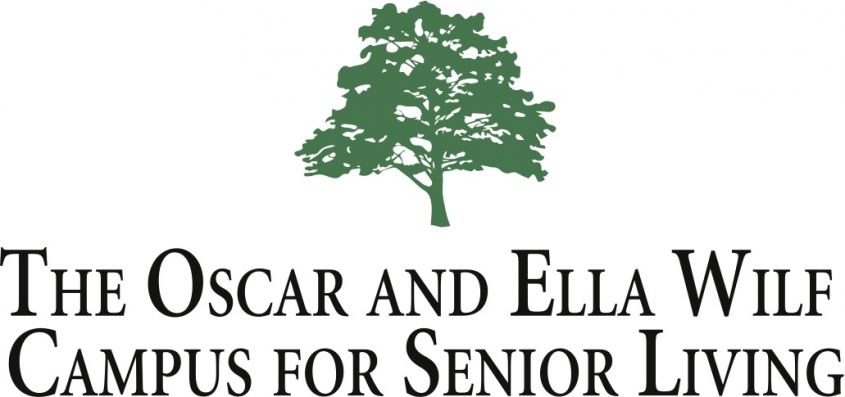 The Oscar &Ella Wilf Campus for Senior Living Logo