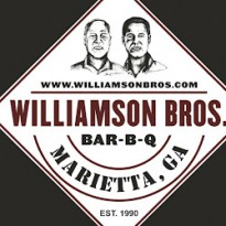Williamson Bros. Bar-B-Q Logo