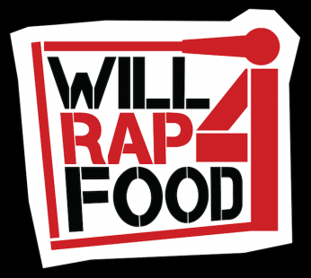 Will Rap 4 Food, Inc. Logo