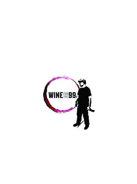 Wine for the 99 Logo