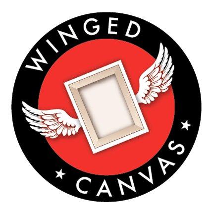 wingedcanvas Logo