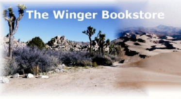 The Winger Bookstore Logo