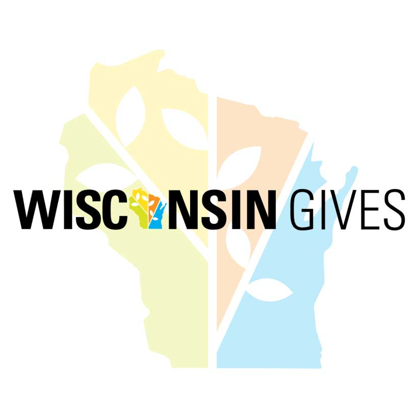 Wisconsin Gives Logo