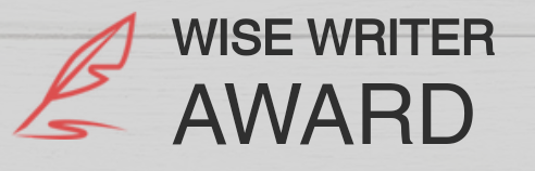 Wise Writer Award Logo
