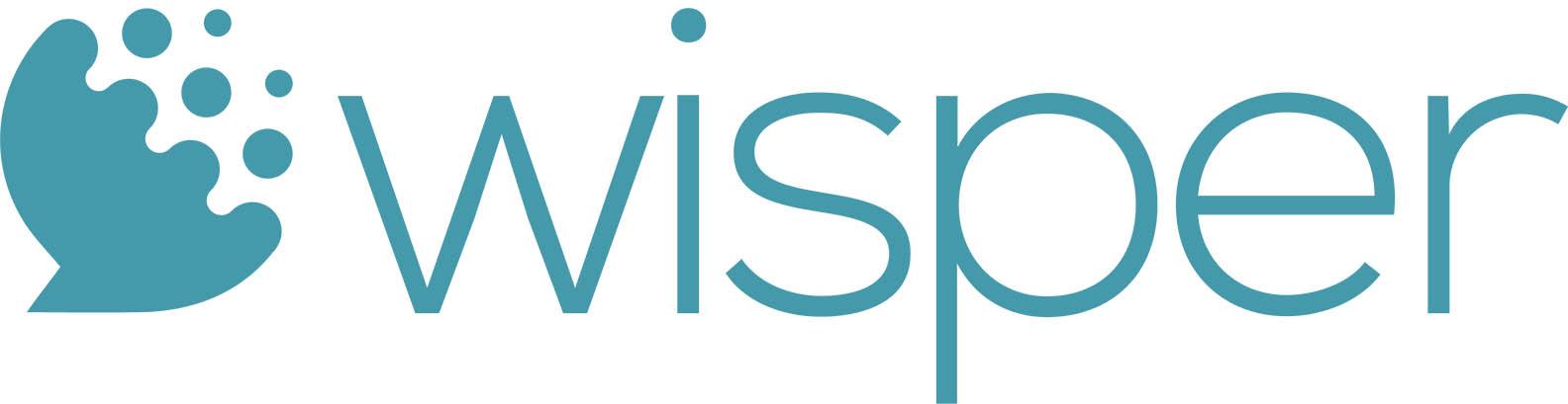 wisper Logo