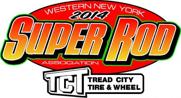 Western New York Super Rod Association Logo