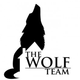 The Wolf Team!! Logo