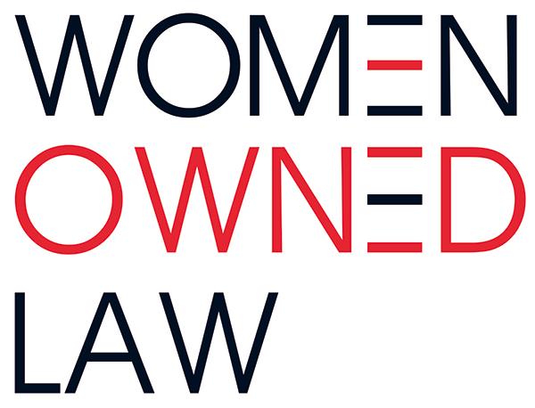 Women Owned Law Logo